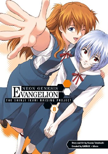 Neon Genesis Evangelion: The Shinji Ikari Raising Project, Vol. 8