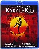 Pack: Karate Kid I-II-III + El Nuevo Karate Kid [Blu-ray]