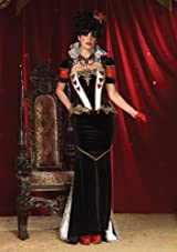 Deluxe Regal Red Queen from Leg Avenue