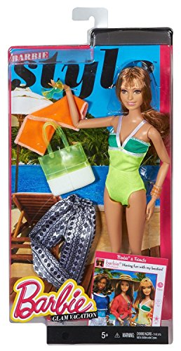 Barbie Style Resort Doll 2