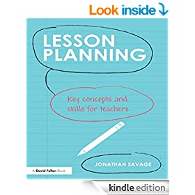 LESSON PLANNING: Key concepts and skills for teachers