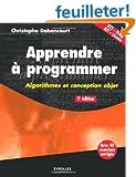Apprendre � programmer : Algorithmes et conception objet