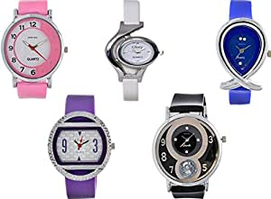 Horse Head HORSE HEAD DESIGNER WATCHES COMBO FOR WOMENS AND GIRLS ...