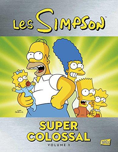 les-simpson-super-colossal-tome-1-