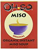 Source Foods Organic Miso Soup 63 g (Pack of 4)