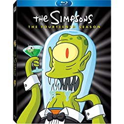 The Simpsons: The Fourteenth Season [Blu-ray]