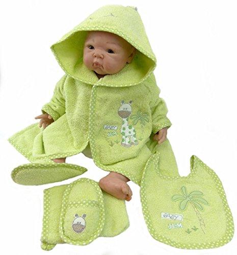 bebicci-baby-boys-robe-green-green-xxxxs