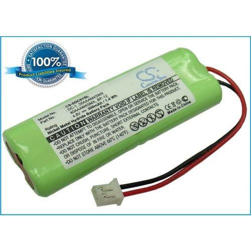 300mAh Batterie für Dogtra 1100NC receiver, 1100NCC receiver