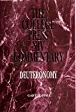 img - for Deuteronomy (The College Press Niv Commentary. Old Testament Series) book / textbook / text book