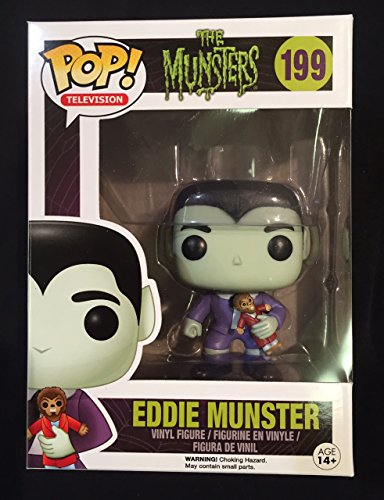Munsters - Eddie