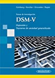 img - for Temas de investigacion, DSM-V / Diagnostic Issues in Depression and Generalized Anxiety Disorder: Depresi n y trastorno de ansiedad generalizada / ... Research Agenda for DSM-V (Spanish Edition) book / textbook / text book