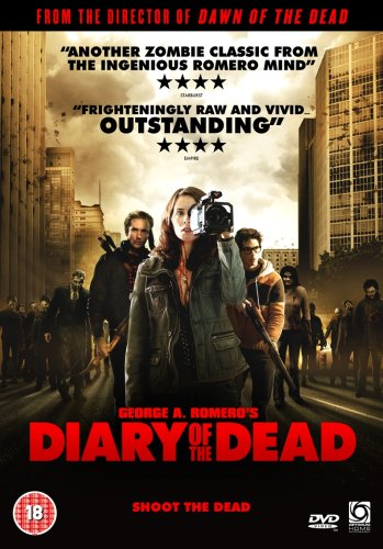 Diary of the Dead / Дневники мертвецов (2007)