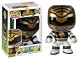 Funko POP Television: Power Rangers White Vinyl Figure
