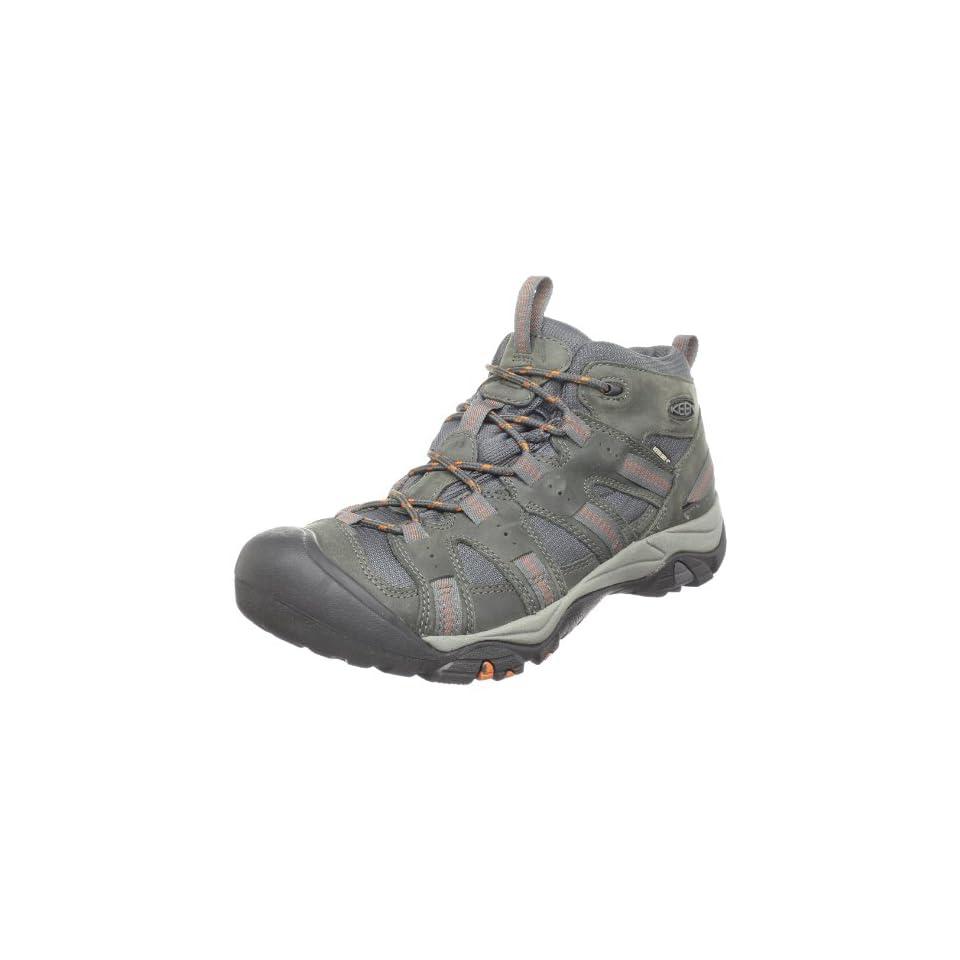 best authentic 89f83 fcde3 Keen Siskiyou Mid Wp Braun Outdoorschuhe 9 Schuhe on PopScreen