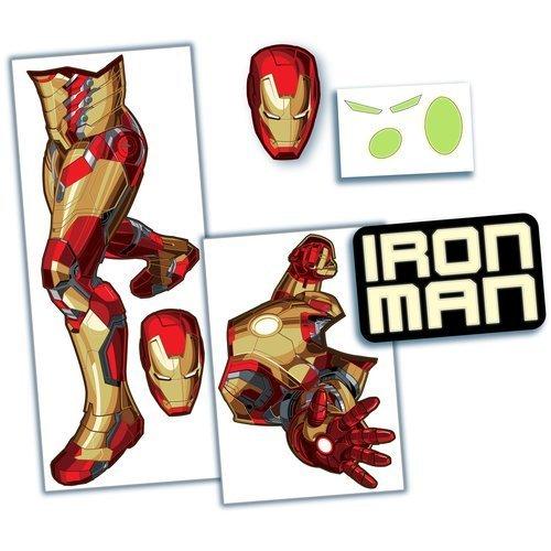 Iron Man 3 - 3-D Wall Activity