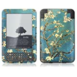 GelaSkins Kindle Skin (Fits Kindle Keyboard) Almond Branches ~ GelaSkins