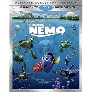 Disney Pixar Finding Nemo 3D