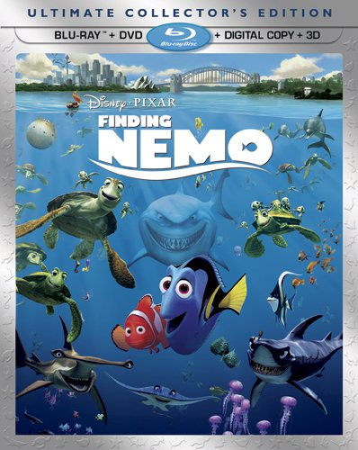 Finding Nemo (Five-Disc Ultimate Collector's