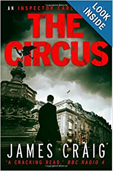 The Circus (Inspector Carlyle) - James Craig