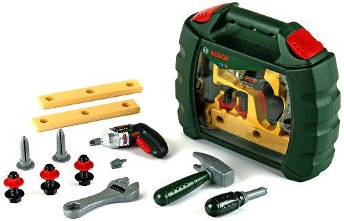 Theo Klein 8384 - Caja de herramientas Bosch Ixolino [importado de Alemania]