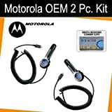Original OEM Set of 2 Car Chargers for your Motorola RAZR V3I
