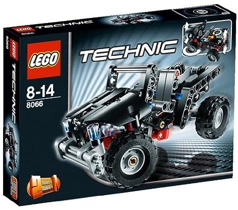 LEGO Technic - 8066 - Jeu de Construction - Le Tout - terrain