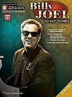 Jazz Play-Along Vol.181 Billy Joel + Cd