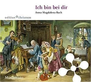 Ich Bin Bei Dir-Anna Magdale