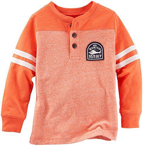 oshkosh-bgosh-boys-knit-polo-henley-orange-2t