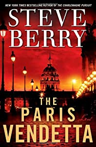 Cover of &quot;The Paris Vendetta: A Novel&quot;