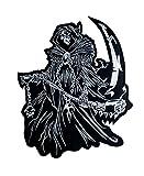 Grim Reaper Grand Écusson Dos onkelz King Size Patch Faucheuse Biker...