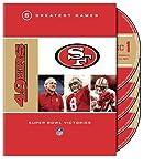 NFL 49ers 5 Greatest Games Super Bowl Victories [DVD] [Import]