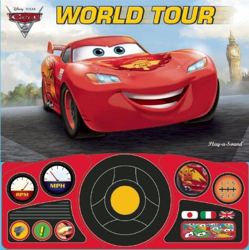 Disney Pixar Cars 2: World Tour