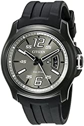 Citizen Men's AW1354-15H Drive from Citien HTM Analog Display Japanese Quartz Black Watch