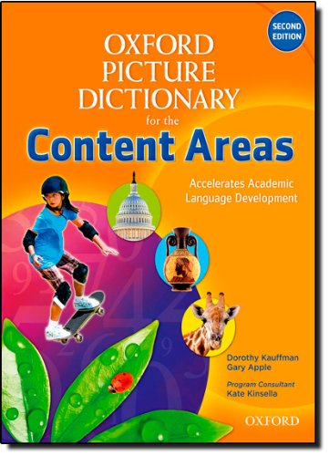 Oxford Picture Dictionary for the Content Areas English...