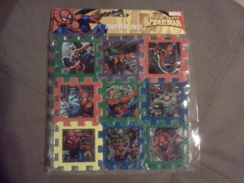 Buy Low Price What Kids Want Spiderman Soft Foam