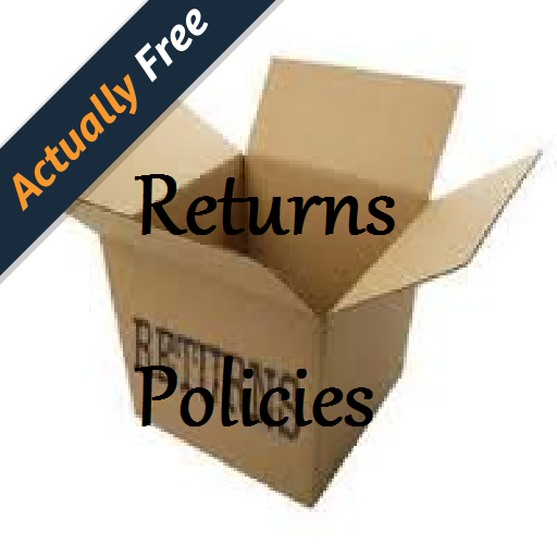 Return Policies Full (Amazon Online Returns compare prices)