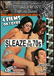 Sleaze in the 70s Grindhouse Collection [Import]