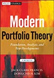 Modern Portfolio Theory, + internet site: Foundations, review, and brand new Developments