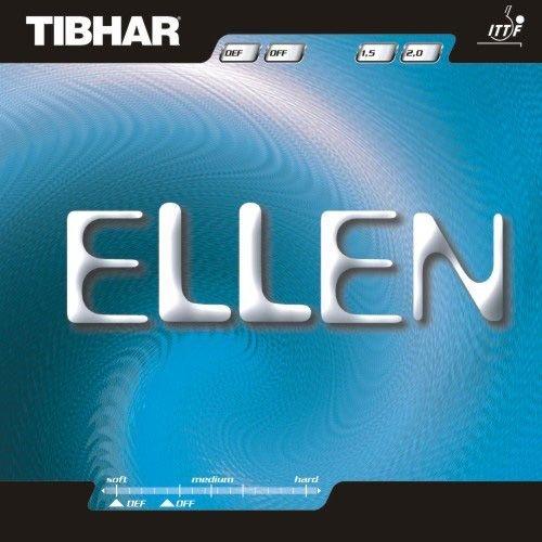 Tibhar Belag Ellen DEF, 2,0 mm, rot