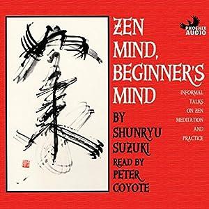 Zen Mind, Beginner's Mind Audiobook
