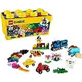 Lego Classic - 10696 - Jeu De Construction - La Boîte De Briques Créatives