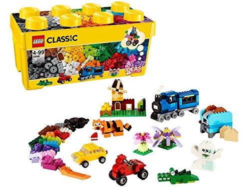 LEGO Classic 10696 - Scatola Mattoncini Creativi Media