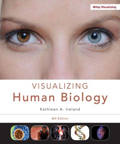 Visualizing Human Biology, 4th Edition PDF
