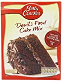 Betty Crocker Devil's Food Cake Mix 500 G (pack Of 6)