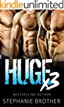 HUGE X3: A MFMM Menage Stepbrother Ro...