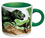 Disappearing Dinosaur Mug - Changes Magically Before Your Very Eyes
