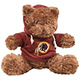 Washington Redskins 8'' Plush Hoodie Teddy Bear at Amazon.com