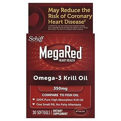MegaRed Omega-3 Krill Oil, Softgels, 300 mg