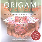 Origami for Children: 35 step-by-step projects with origami paper includedby Mari Ono